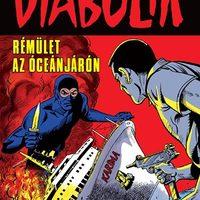 Tömegképregény limitált kiadásban: Diabolik magyarul