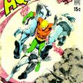 Aquaman 1970-1971