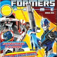 Az új Transformers magazin