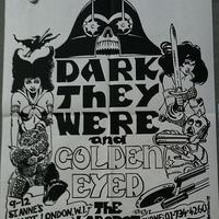 Dark They Were and Golden-Eyed, az első képregénybolt Londonban