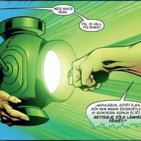 Zöld Lámpás esküje