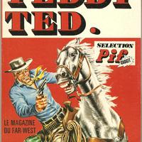 Teddy Tedek áttördelve