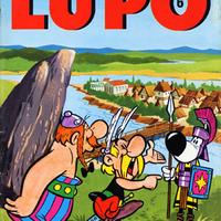 Asterix, a germán, Asterix, a brit