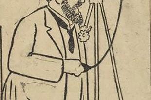 Magyar rajzolók francia lapokban, 6: Brod Ernő