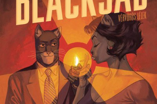 Röviden: Blacksad 3: Vérvörös lélek