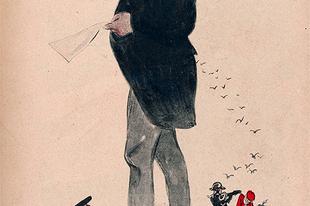 L'Assiette au beurre - 1900-as francia magazin, magyar vonatkozásokkal