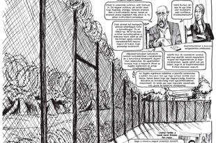 Képregény a Charlie Hebdóban Magyarországról