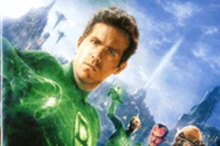 Zöld Lámpás DVD: halovány pislákolás