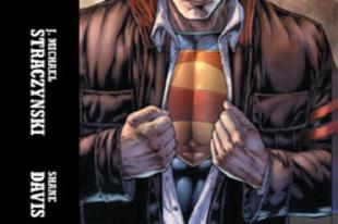Superman Straczynski módra