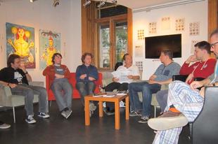 Egy este a Képregény Kedvelők Klubjában, 2014. szeptember 25.