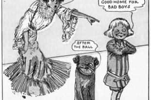 Striplexikon: Buster Brown (Pajkos Palkó)