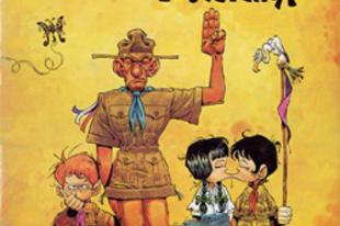 Rock & comics: Derűs Hörcsög