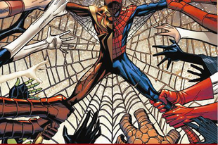 Pókember politizál