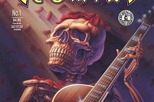 Rock & comics: Grateful Dead