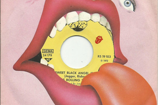 Rolling Stones: Sweet Black Angel