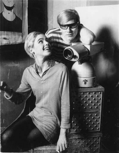 Edie és Warhol