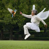 A japán nagymama fotózni kezdett és elszabadult