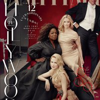 Tudtad? Reese Witherspoonnak 3 lába van... a Vanity Fair borítóján