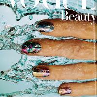 Körömművészet a japán Vogue lapjain