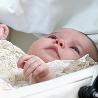 Charlotte hercegnő keresztelőjén Katalin anyuka is gyönyörű!
