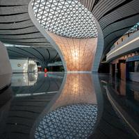 A kínai reptér elképesztő lett
