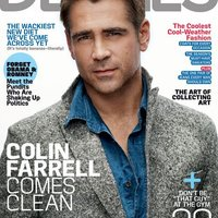 Colin Farrell őszintén