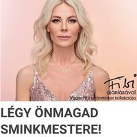 A magyar sminkes kollekciója már az üzletekben!