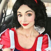 Hol volt, hol nem volt, a lány, aki csak Disney-hercegnő akart lenni