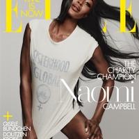 Naomi és Gisele is az Elle címlapján!