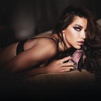 Adriana Lima megint fehérneműs angyal