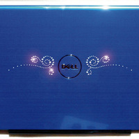Női vonal - Swarovskis Dell notebook