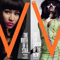 Nicki Minaj címlaplány