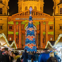 Az Advent Bazilika lett Európa legszebb karácsonyi vására!