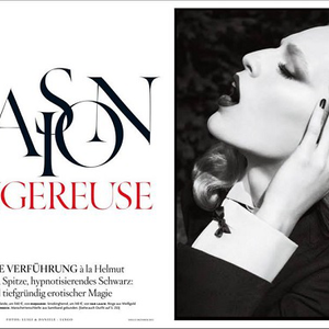 Vanessa Vogue