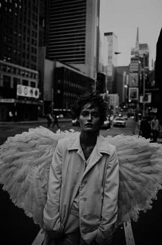 A fiatalember és az angyal