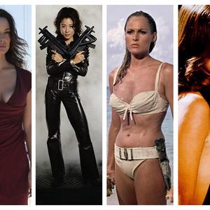 Ők voltak a Bond lányok!