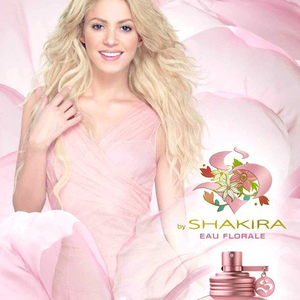 Shakira virágai