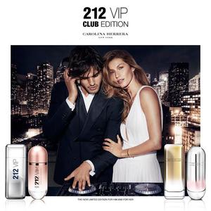 Egy igazi buli: 212 VIP by Carolina Herrera
