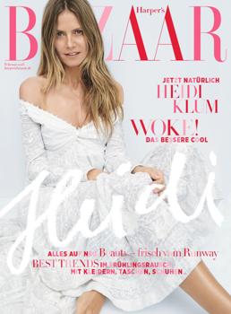 Heidi Klum a természetes szépség: bevállalta smink nélkül
