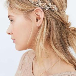 A hajékszer a legtutibb megoldás az esküvőre
