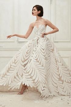 Oscar de la Renta esküvői csodák