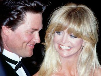 37 éve szerelemben: Goldie Hawn és Kurt Russel