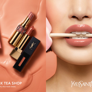 YSL: Milk Tea?