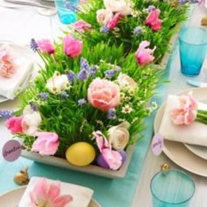 Húsvéti asztal: tojásból és nyúlból sose elég!
