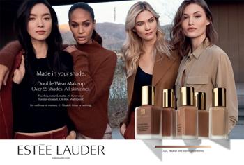 Estée Lauder új kampány