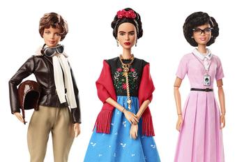 Igazi hősnők - Barbieként!