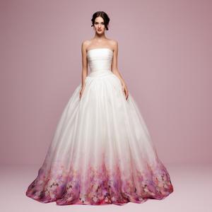Daalarna: a virágos esküvői show ruhái