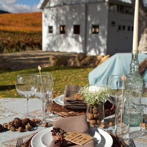 Egyél májusban stílusosan vidéken!
