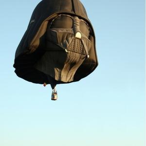 Darth Vader ballon