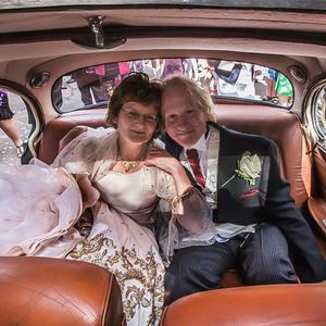 40 évvel az első randi után házasodtak össze